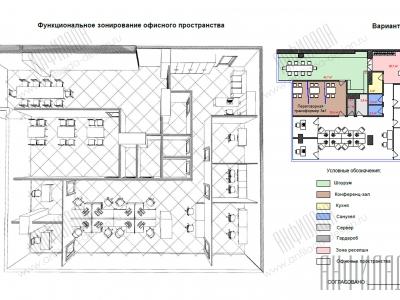 Анфилада план офиса 3