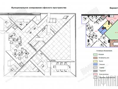 Анфилада план офиса 6