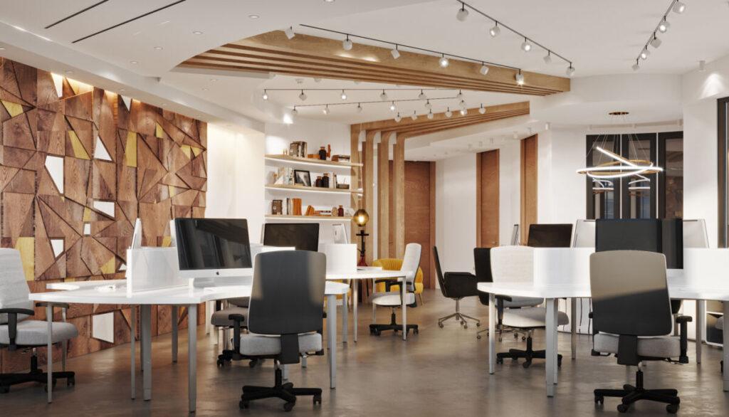 Дизайн офиса Open Spase