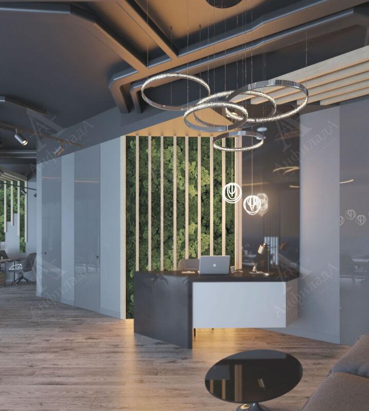 Дизайн офиса Москва сити