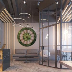 Проект офиса Москва Сити