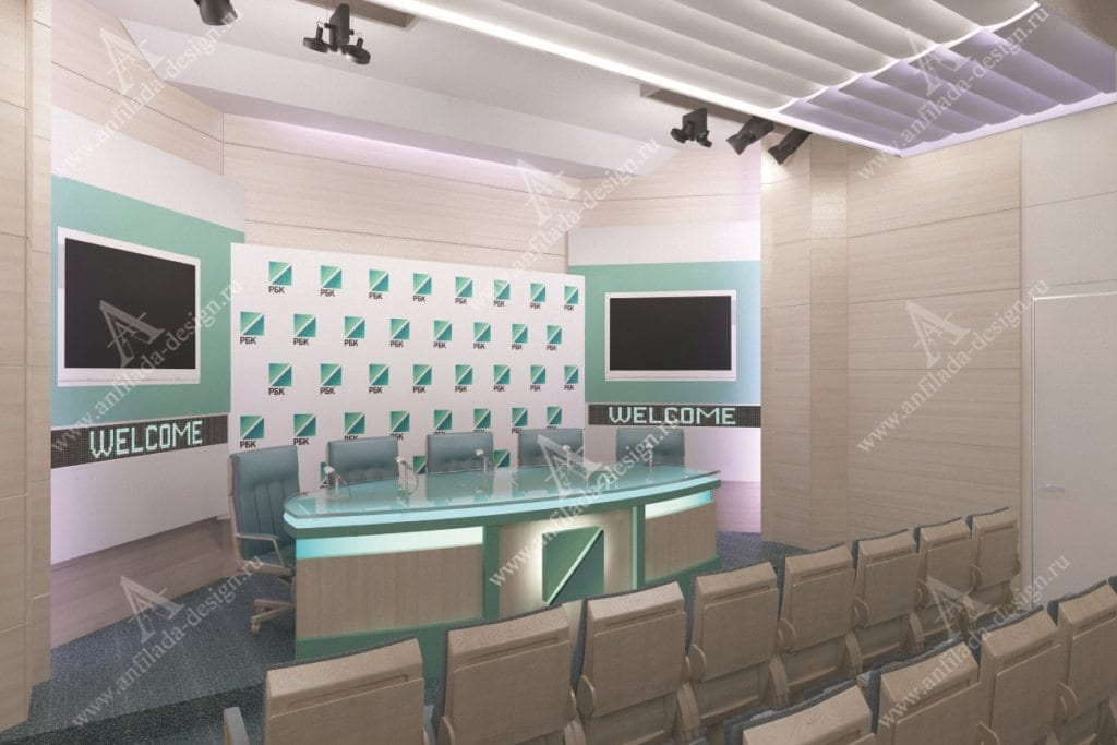 Пресс центр РБК