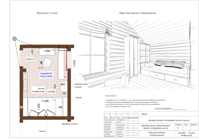 Дизайн проект загородного дома