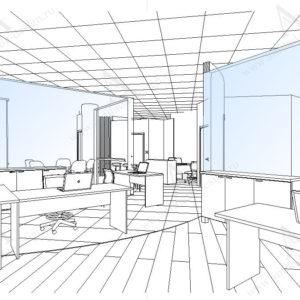 Офис Open Space