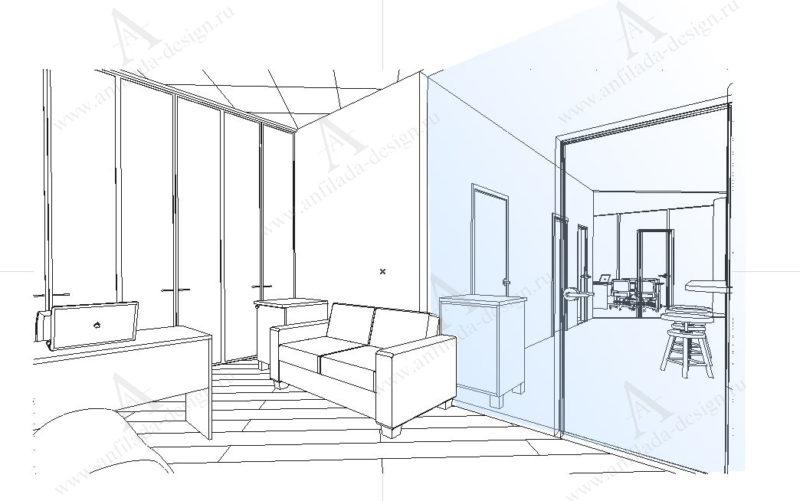 Проект офиса